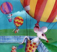 Kiddy Book illustration by Gary  Crandall
