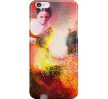 Flamencoscape 11 iPhone Case/Skin