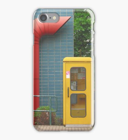 European Phone Box iPhone Case/Skin