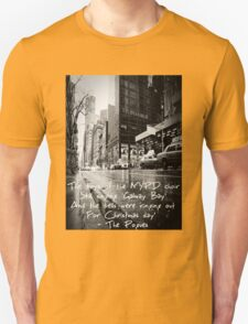 Fairytale of New York Unisex T-Shirt