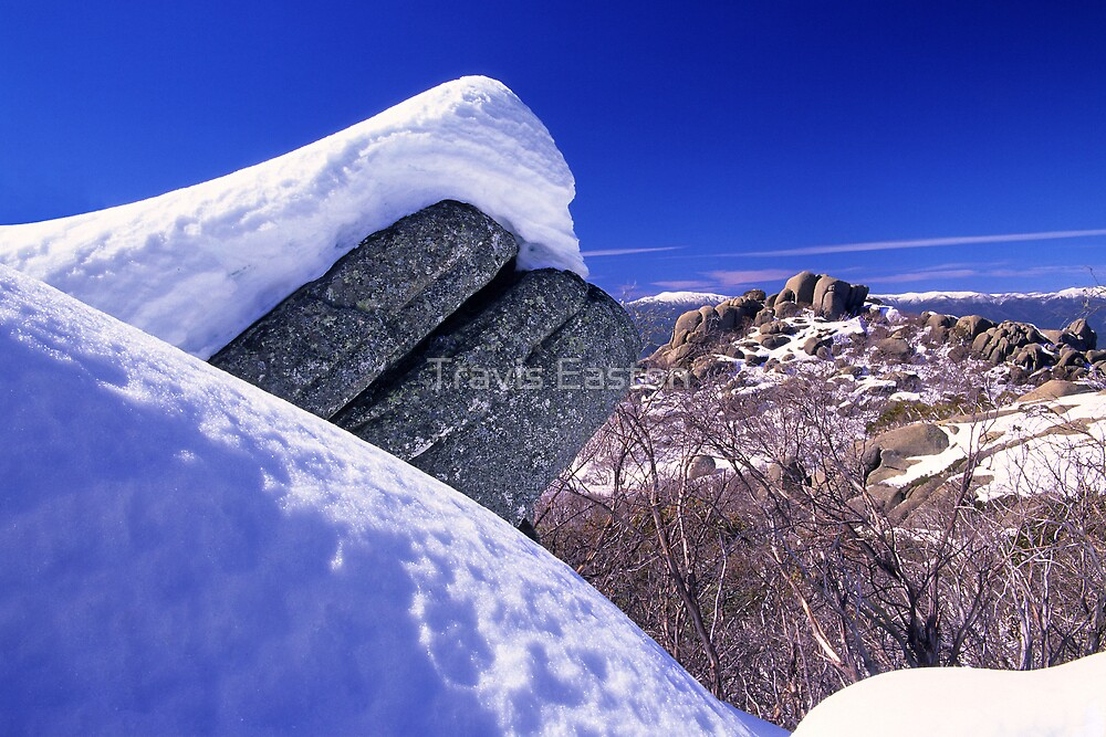 Corral Peak by Travis Easton