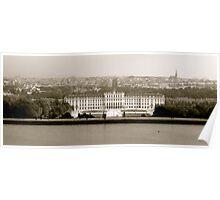 City of Vienna Poster