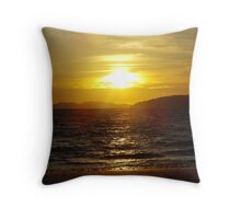 Railay Sunset II Throw Pillow