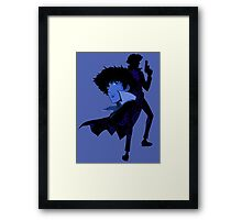 Cowboy Spike Framed Print