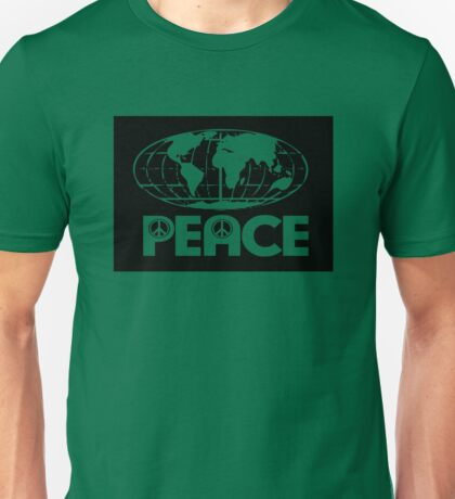 World Peace 2 Unisex T-Shirt