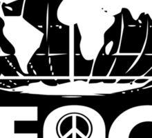 World Peace 2 Sticker