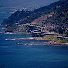 SEA CLIFF BRIDGE ---- STANWELL TOPS by Cheryl Hall