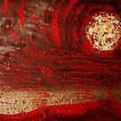 """Red Rain by Belinda """"BillyLee"""" NYE (Printmaker)"""