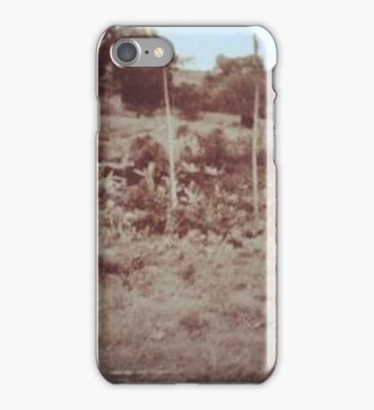 Sunday Afternoon On The Farm iPhone Case/Skin