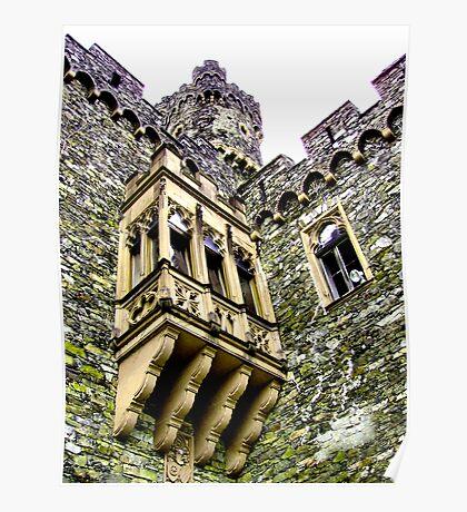 Reinstein castle Poster