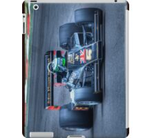 Lotus F1 - Type 77 - 1976 HDR iPad Case/Skin