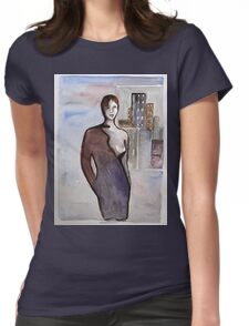 COSMO LADY Womens Fitted T-Shirt