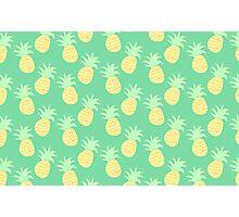 Prickly Pineapple Photographic Print