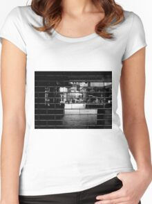 Lockout Women's Fitted Scoop T-Shirt