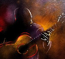 Flamencoscape 14 by Goodaboom