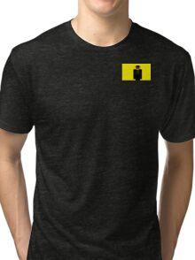 ZORRO minimal  Tri-blend T-Shirt