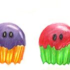 Cupcakes.....^_^ by Mazy
