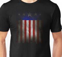 Burnt Flag Unisex T-Shirt