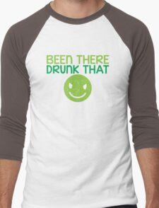 BEEN THERE- DRUNK THAT BTDT Men's Baseball ¾ T-Shirt