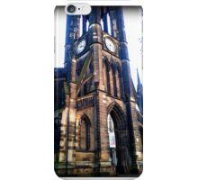 Church near the Haymarket in Newcastle iPhone Case/Skin