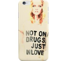 Tove lo - Pure design iPhone Case/Skin