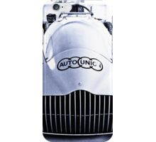 Auto Union iPhone Case/Skin