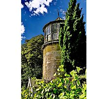 """The Turret"" Photographic Print"