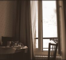{ hotel room } by Louise LeGresley