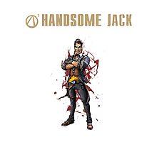 Handsome Jack - Borderlands Photographic Print