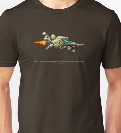 Spaceship for Galactic Headbone! Unisex T-Shirt