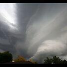 Hail Storm  by Kim Roper
