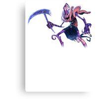 Fiddlesticks Canvas Print