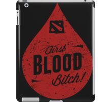 Dota 2 - First Blood B*tch iPad Case/Skin