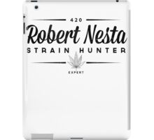 Strain Hunter - Robert Nesta(Bob Marley) iPad Case/Skin