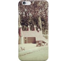 Castle Cottage iPhone Case/Skin