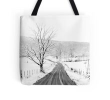 McGee Cove Road Tote Bag