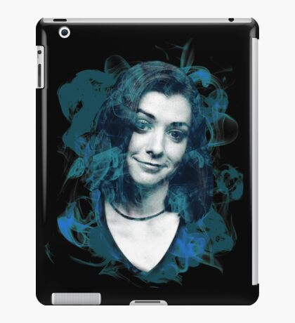 Splatter Willow iPad Case/Skin