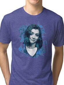 Splatter Willow Tri-blend T-Shirt