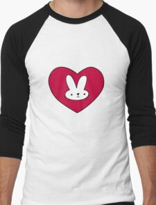 Adventure Time Bunny Men's Baseball ¾ T-Shirt