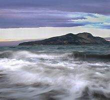 Twilight Holy Isle by Fiona MacNab
