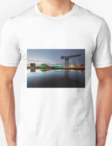 Glasgow River Clyde Reflection T-Shirt