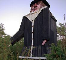 Meet Tõll: big wooden windmill in Saaremaa by Marko Palm