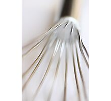 Have you seen my whisk today - JUSTART © Photographic Print