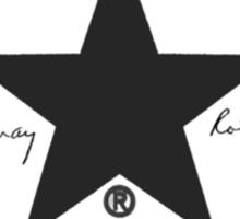 Murray Rothbard Free Market Anarchist Sticker