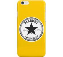 Murray Rothbard Free Market Anarchist iPhone Case/Skin