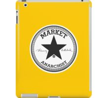 Murray Rothbard Free Market Anarchist iPad Case/Skin