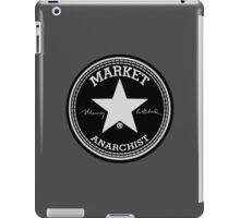 Murray Rothbard Black Market Anarchist iPad Case/Skin