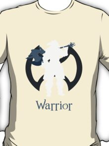 Warrior - Final Fantasy XIV [black] T-Shirt