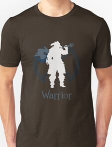 Warrior - Final Fantasy XIV [black] Unisex T-Shirt
