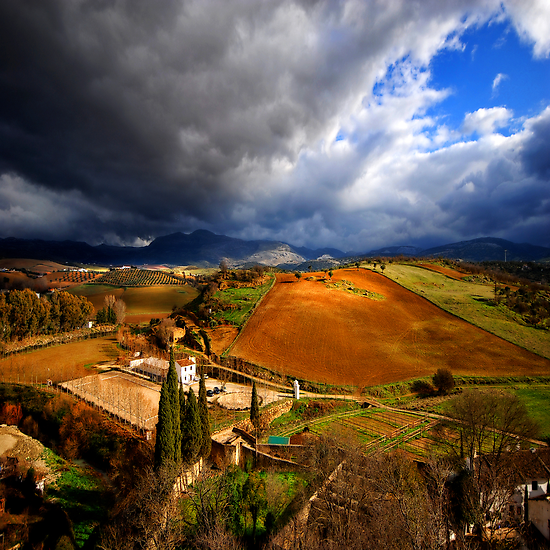 Andalusia for ever by Philippe Sainte-Laudy